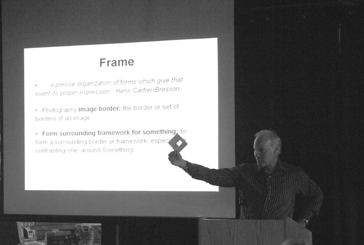 marc silber teaching photography